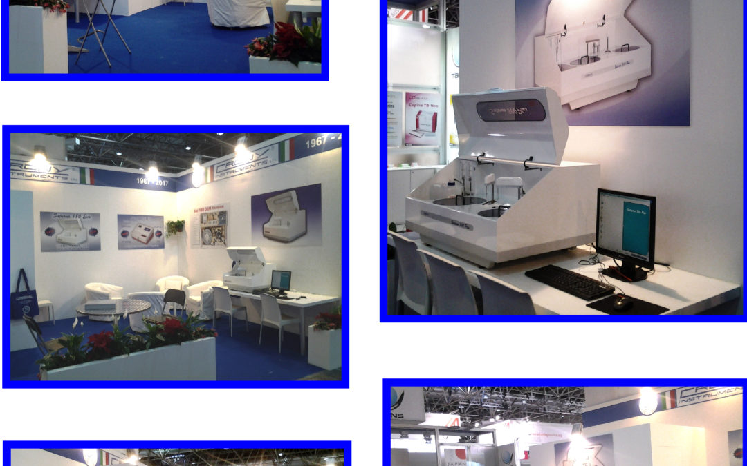 Some images from Medica 2017